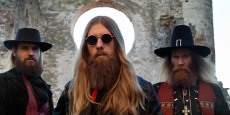 Kadavar / Ruby The Hatchet tickets