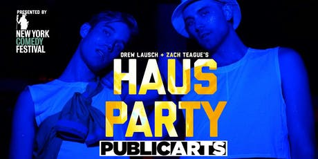 Häus Party: A Comedy Show tickets