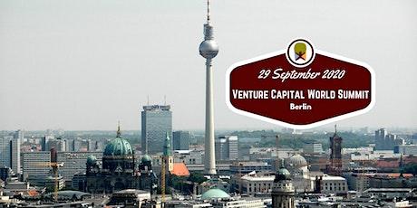 Berlin 2020 Venture Capital World Summit tickets