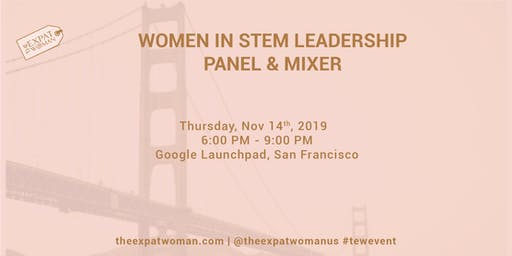Women Leaders in STEM Panel and Mixer
