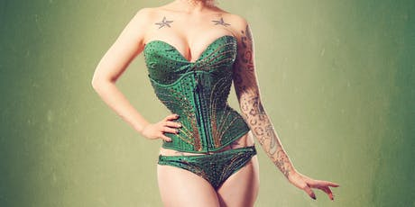 """Burlesque-ooh-rama """"New Years Eve Spectacle"""" Tickets"""