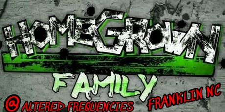 Homegrown Family (with Nu Breed & Improbable Odd) tickets