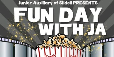 Fun Day With JA: A Night at the Movies