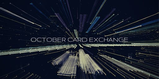 October 2019 Free Business Card Exchange