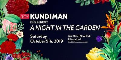 Kundiman's 2019 Annual Fall Benefit