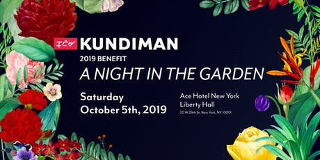 Kundiman's 2019 Annual Fall Benefit tickets