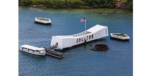 Pearl Harbor & Honolulu City Tour (03-06-2020 starts at 8:00 AM)