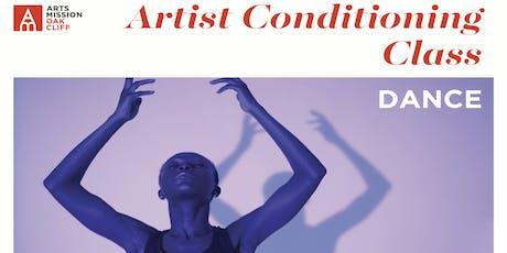 Artist Conditioning Class: Dance tickets