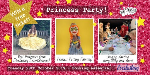 PIYPs Princess Party!