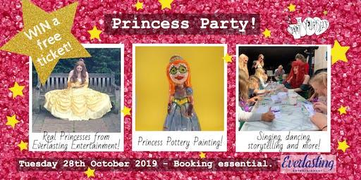 PIYPs Princess Party!