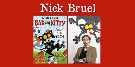 "Nick Bruel - ""Bad Kitty"" tickets"