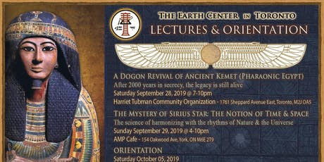 A Dogon Revival of Ancient Kemet (Pharaonic Egypt) Lecture tickets