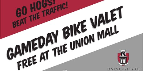 Gameday Bike Valet tickets
