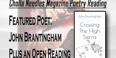 Cholla Needles Magazine Poetry Reading