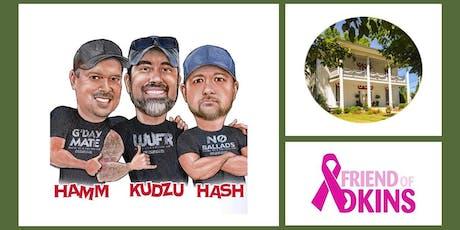 Sharpe House/WAME Harvest and Breast Cancer Tea tickets