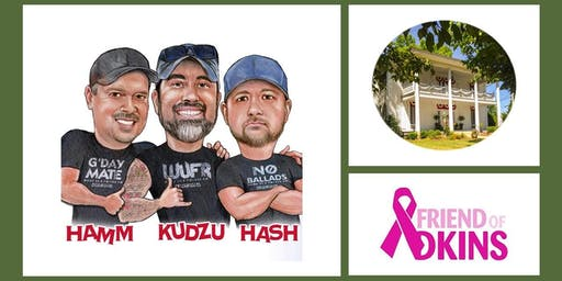 Sharpe House/WAME Harvest and Breast Cancer Tea