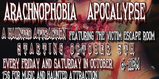 Arachnophobia Apocalypse