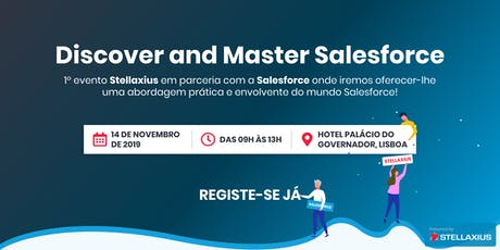 Discover and Master Salesforce bilhetes