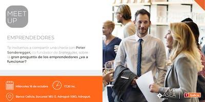 Meet Up para Emprendedores   16/10   ADROGUÉ