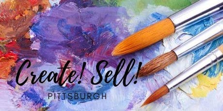 Create! Sell!  Pittsburgh Art Marketing Round Table:  Writing an Effective Artist Statement  tickets