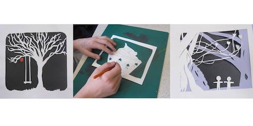 Papercut Image
