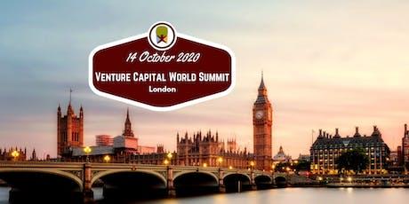 London 2020 Venture Capital World Summit  tickets