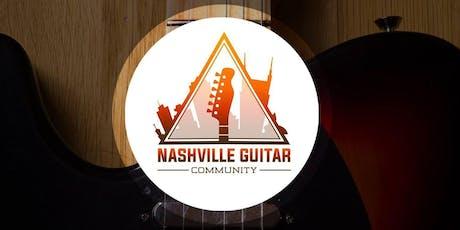 Nashville Guitar Community Showcase  tickets