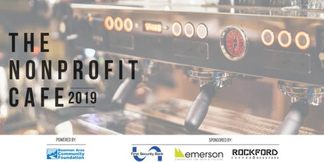 Oct 2019 Nonprofit Cafe tickets