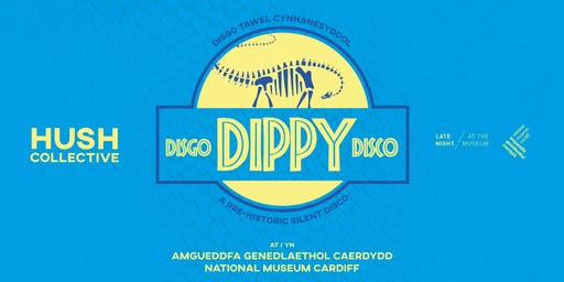 Silent Disco with Dippy the Dinosaur!