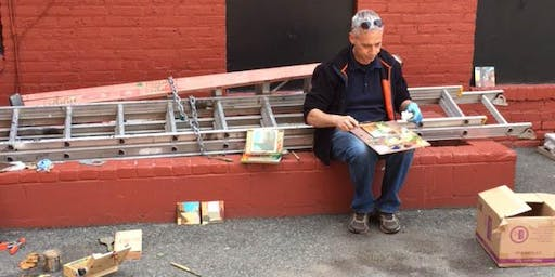 Free Plein Air Drawing and Painting Meet-Up