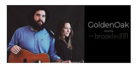 Golden Oak at The Brooklin Inn tickets