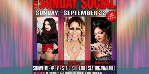 September 22 Sunday Social Show