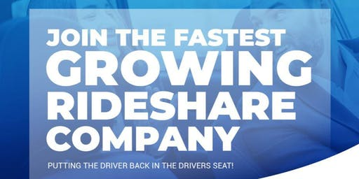 New Rideshare Information Session - 9/23/19