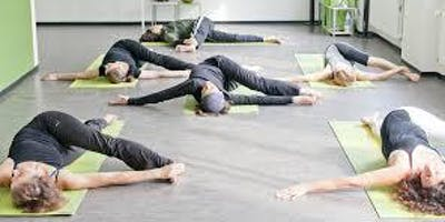 Yoga Flow & Stretch (Restorative) - FREE Session Avail.