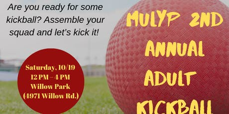 MULYP 2nd Annual Kickball Tournament  tickets