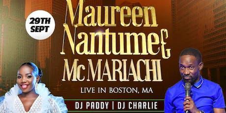 MC MARIACHI & MAUREEN tickets