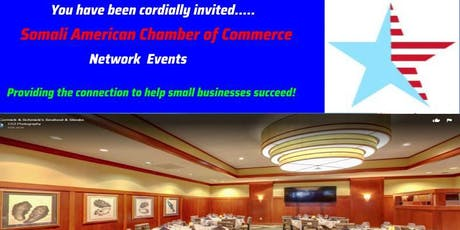 The Somali American Chamber of Commerce  tickets