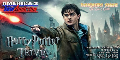 Harry Potter Themed Trivia tickets