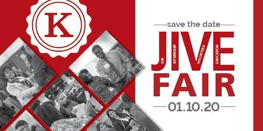 J.I.V.E. Fair 2020: Discover New & Diverse KC Talent