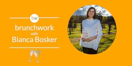 Wine guru Bianca Bosker: brunchwork After Hours tickets