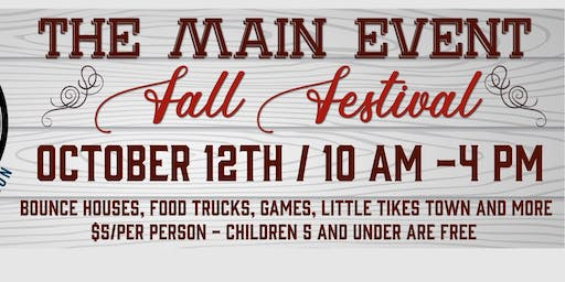 The Main Event Fall Fest