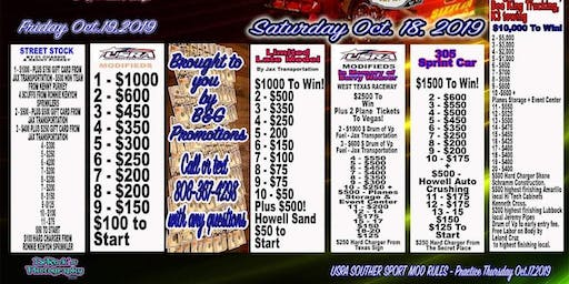 10,000 To Win Mark Rogers Memorial Southern Sportmod Show
