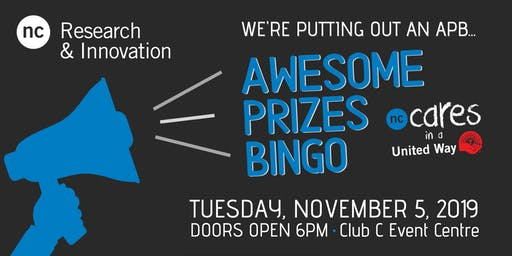 Awesome Prizes Bingo
