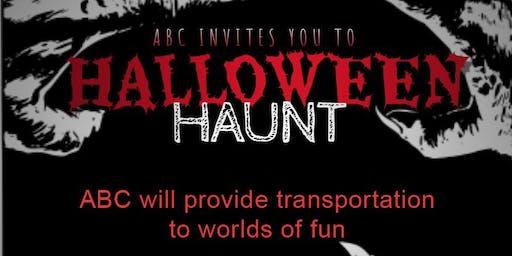 Worlds of Fun Halloween Haunt