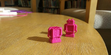 Intro to 3D Printing (13+) tickets