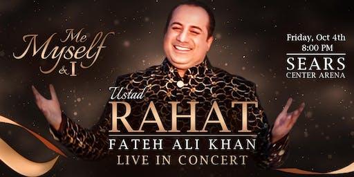 Rahat Fateh Ali Khan -Me , Myself & I