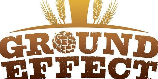 Ground Effect Brewing Co. Beer Dinner