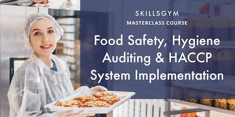 International Masterclass - Food Safety Standards tickets