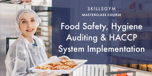 International Masterclass - Food Safety Standards