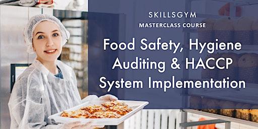 International Masterclass - Food Safety Standards